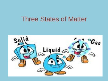 What Is Matter on State Of Matter Gas Examples
